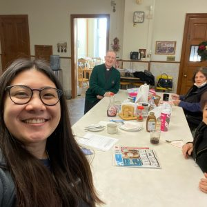 Fellowship Over Coffee and Breakfast